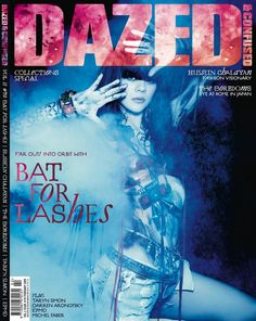 Dazed & Confused - Dazed and Confused February 2009 Cover