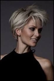 Get Picture Perfect Hair With These Simple Tips - Short Sassy Hair, Short Grey Hair, Short Hair With Bangs, Short Hair Cuts, Short Hair Styles, Short Hairstyles For Women, Cool Hairstyles, Bandana Hairstyles, Hairstyles 2018