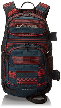 c070cc58140e Dakine Heli Pro Backpack The Dakine Helix Pro snow pack is technically  deigned and performance driven to help you ride your best.