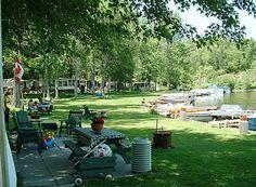 Blairton Tent & Trailer Park at Havelock, Ontario, Canada - Passport America Discount Camping Club