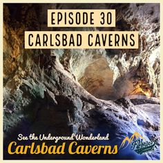 Go underground with us as we break down all there is to do in Carlsbad Caverns, with or without kiddos, on Episode 30 of the RV Miles podcast.