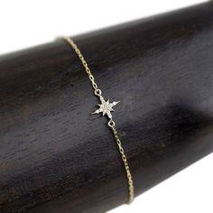 Starburst Diamond Bracelet – Envero Jewelry