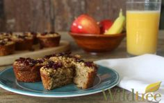 Wildtree's Baked Oatmeal To Go Recipe