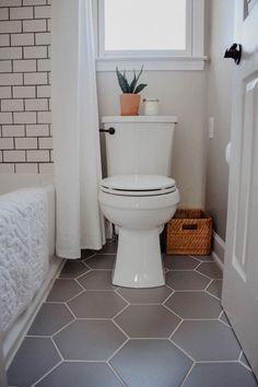 12x24 Tile Bathroom Floor Could Use Same Tile But Different Design