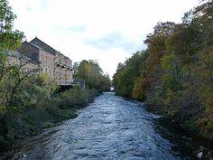 Keathbank Mill, blairgowrie, perthshire, scotland