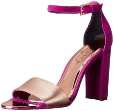 1763d646b1e Ted Baker Women s Caiye Dress Sandal