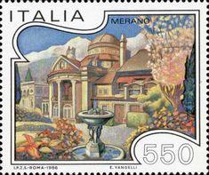 1986Dettaglio francobollo - catalogo completo dei francobolli italiani