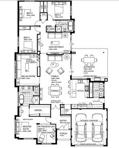 Beach House Plans, Family House Plans, Cottage House Plans, Craftsman House Plans, Bedroom House Plans, New House Plans, Dream House Plans, Modern House Plans, Small House Plans