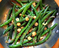 Banging Green Beans – Colonial Cravings