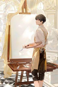 What should I paint. Fan Art Anime, Anime Oc, Manga Anime, Anime Couples Manga, Anime Art Girl, Cool Anime Guys, Cute Anime Boy, Anime Boy Zeichnung, Art Mignon
