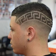 Men's Hair, Haircuts, Fade Haircuts, short, medium, long, buzzed, side part, long top, short sides, hair style, hairstyle, haircut, hair color, slick back, men's hair trends, disconnected, undercut, pompadour, perm, shaved, hard part, high and tight, Mohawk, Mullet, nape shaved, hair art, comb over, faux hawk, high fade, retro, vintage, skull fade, spiky, slick, crew cut, zero fade, pomp, ivy league, bald fade, razor, spike, barber, bowl cut, 2020, hair trend 2021, men, women, girl, boy… Undercut Pompadour, Undercut Hairstyles, Men's Hair, Hair Art, Mohawk Mullet, High And Tight, Disconnected Undercut, Mens Hair Trends, High Fade