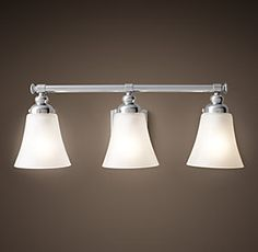 All Bath Lighting | Restoration Hardware