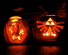 legend of zelda jackolantern