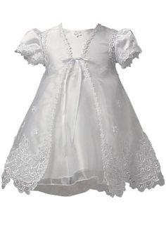KID Collection White Infant Christening Baptism Dress Sizes S to Xl, http://www.amazon.com/dp/B006U6MG5U/ref=cm_sw_r_pi_awdm_X0oxtb0M8CBVT