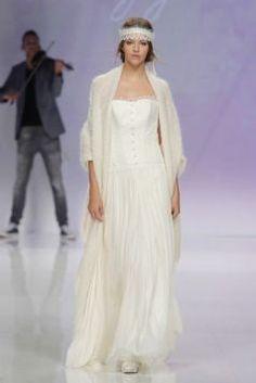 Pasarela BBFW 2016 vestidos de Novia de marylise rembo styling 60