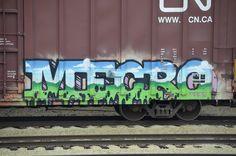 boxcar graffiti art - Google Search