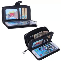 phone case wallet coins - Google Search