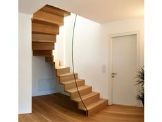 Wood Staircase, Loft Stairs, House Stairs, Staircase Design, Wooden Lampshade, Stairs Architecture, House Front Design, Street House, Woodworking Projects That Sell
