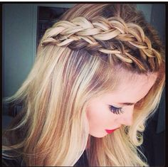 Beautiful braids are attainable at Escape Salon Claremont.