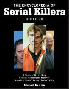 The Encyclopedia of Serial Killers (Don't judge. I'm a psych major for a reason.)
