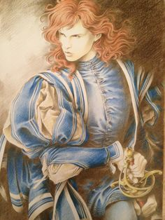 Amadeo by KatinkaMeserant.deviantart.com on @DeviantArt