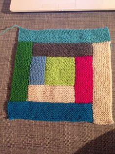 Ravelry: DaisyKnitsalot's Another blanket... Crazy