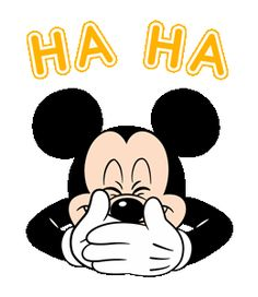 LINE Official Stickers - Mickey Mouse in Motion Example with GIF Animation Mickey Mouse Pictures, Mickey Mouse And Friends, Mickey Minnie Mouse, Animated Emoticons, Funny Emoticons, Mickey Mouse Wallpaper, Disney Wallpaper, Cartoon Gifs, Cute Cartoon