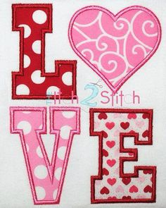 141 Best Valentine Embroidery Designs Images Embroidery Designs