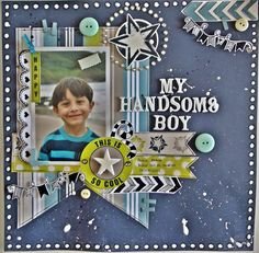 My handsome boy, Leila Cassimira