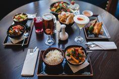 East Restaurant, Asian