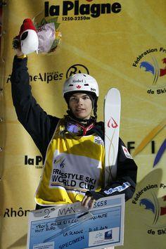 Mikael Kingsbury - FIS Freestyle World Ski Championships