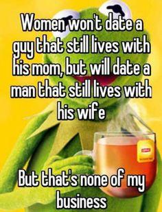 I love 💗 Kermit's tea. Bout spit mine across the room cuz Kermie keeps it 💯 😂 Funny Kermit Memes, Stupid Funny Memes, Funny Relatable Memes, The Funny, Hilarious, Funny Stuff, Funny Shit, Kermit The Frog Meme, Funny Guys