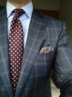 "Image 510 of 26286 in forum thread ""HOF: What Are You Wearing Right Now - Part IV (starting May Sharp Dressed Man, Well Dressed Men, Terno Slim, Modern Mens Fashion, Moda Formal, Dapper Men, Dress For Success, Suit And Tie, Business Attire"