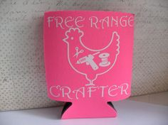 Free Range Crafter Cozy by HappyCreating on Etsy