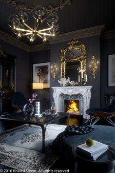 CGTalk   Black Room, Kajooo085 (3D) Neue Häuser, Neue Wege, Grau