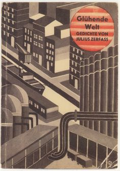 How book cover design became an avenue of expression in Weimar Germany