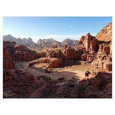 Like a scene from movies // @visitjordan #VisitJordan #ShareYourJordan #ShotOniPhone6Plus