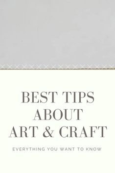 Art Supplies - Tips To Improve Your Arts And Crafts Projects ** Click image for more details. #ArtSupplies #Scrap #DIY #Helpful