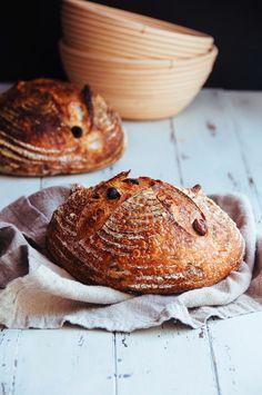 Kalamata Olive Bread | Hint of Vanilla