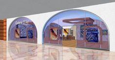 Galerie d'art du parc des expositions 3d Batilogis