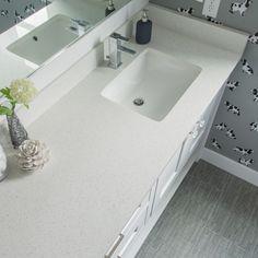 Quartz Slab, Quartz Countertops, White Quartz, Recycled Materials, Frost, Sink, Surface, Ph, Routine