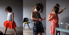 What's in fashion for kids at Playtime Paris 2012?