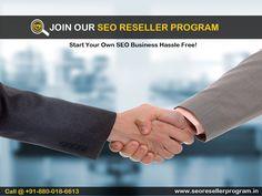 Best #SEOReseller Program with white label #SEO services http://www.seoresellerprogram.in/