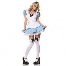Disfraz Alicia en el País de las Maravillas  http://www.placersexy.com/59-divertidos/144-disfraces/4059-leg-avenue-disfraz-alicia-en-el-pais-de-las-maravillas-/