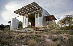 Ultra-Hip Mod Cott - Casa Sustentável Ganha Três Prémios