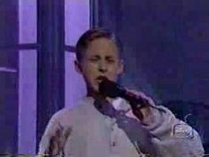 Ryan Gosling singing on Disney   Channel in the 90s. you're welcome.