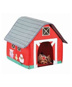 Another great find on Red Barn Portable Pet House by Etna Products – Dog Kennel Dog Kennels For Sale, Diy Dog Kennel, Large Dogs, Small Dogs, Portable Dog Kennels, Cool Dog Houses, Dog Carrier, Animal Projects, Animal House