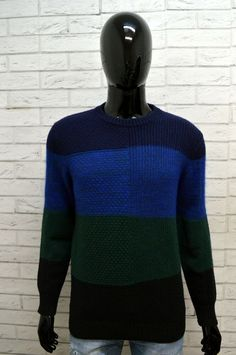 Moda Uomo Maglie maniche lunghe Grigio Nero Blu Rosa Turtleneck casuale degli uomini Maglione Pullover Nuovo