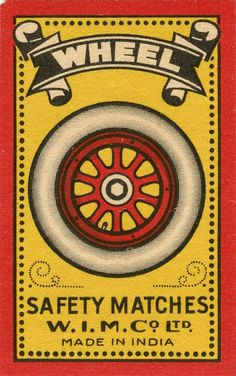 safety matches made in india