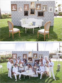 Elegant Hotel Del Coronado wedding reception. Captured By: Shewanders Photography #weddingchicks http://www.weddingchicks.com/2014/10/06/hotel-del-coronado-wedding/